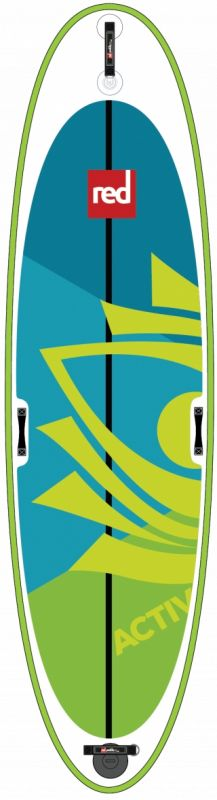 red paddle co napihljiva sup deska 2018 108 activ