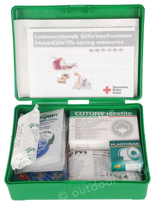sanitetna oprema za prvo pomoc mini kit