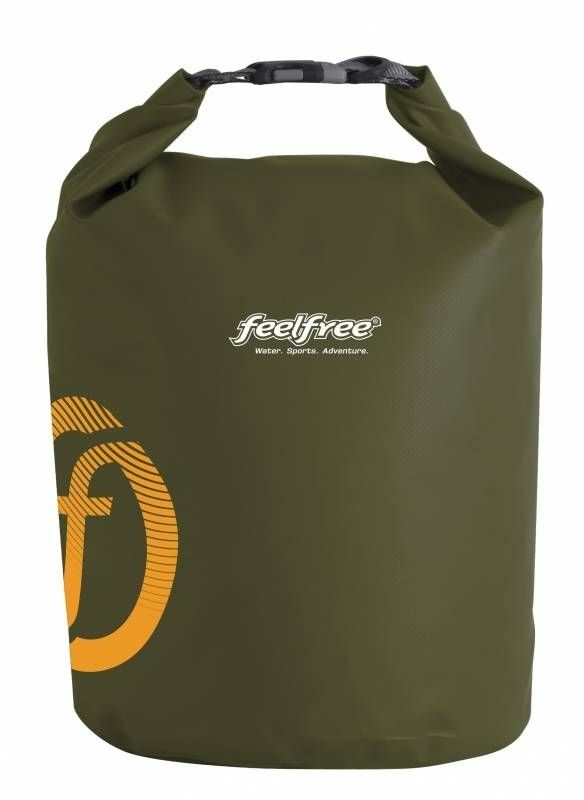 torba feelfree dry tube 15l odprta embalaza