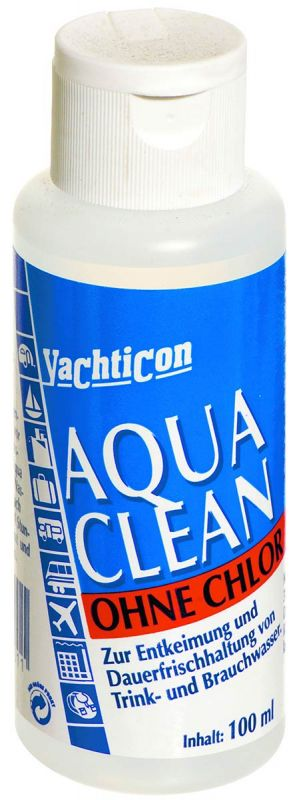 yachticon aqua clean dezinfekcija pitna voda 100ml
